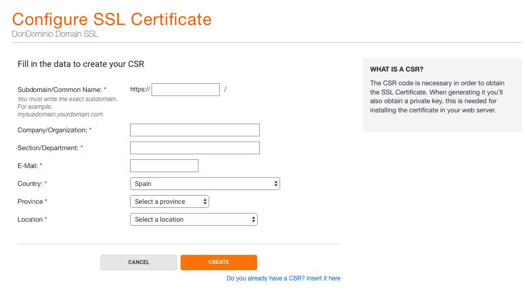 How To Buy An Ssl Certificate Mrdomain